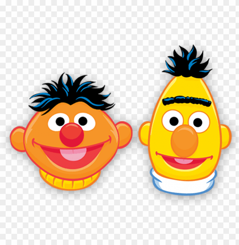 free PNG sesame street characters - ernie face sesame street PNG image with transparent background PNG images transparent