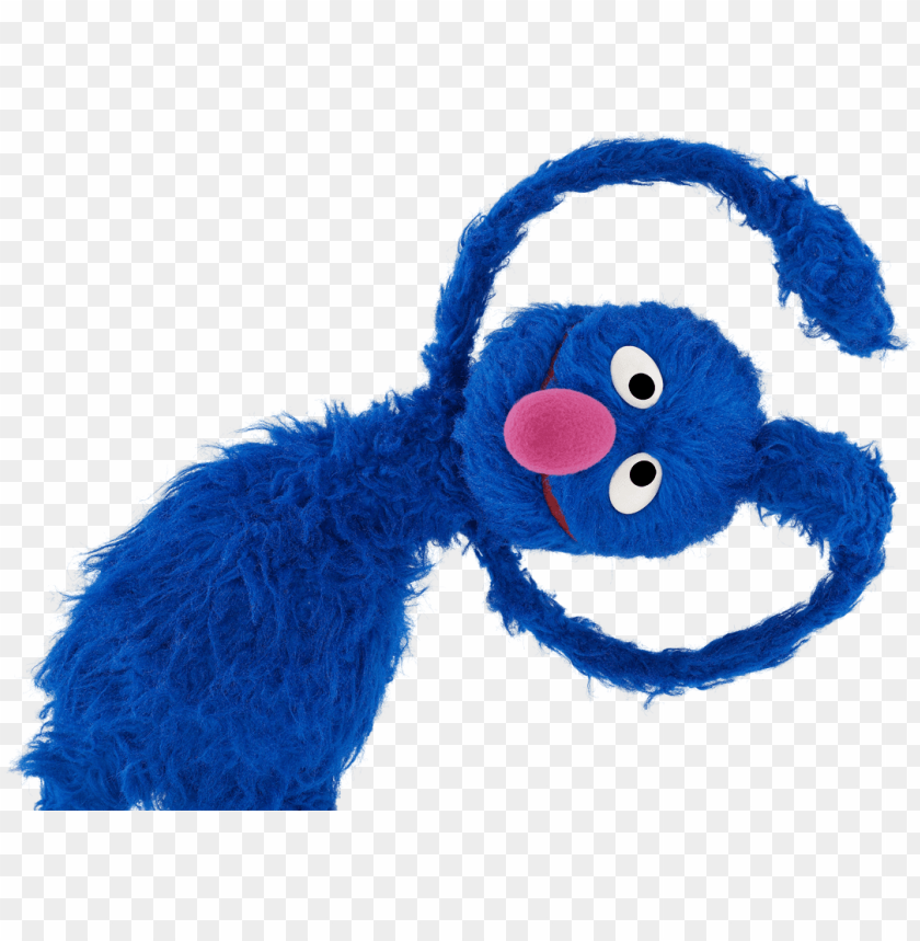 Sesame Street Clipart Grover Png Image With Transparent