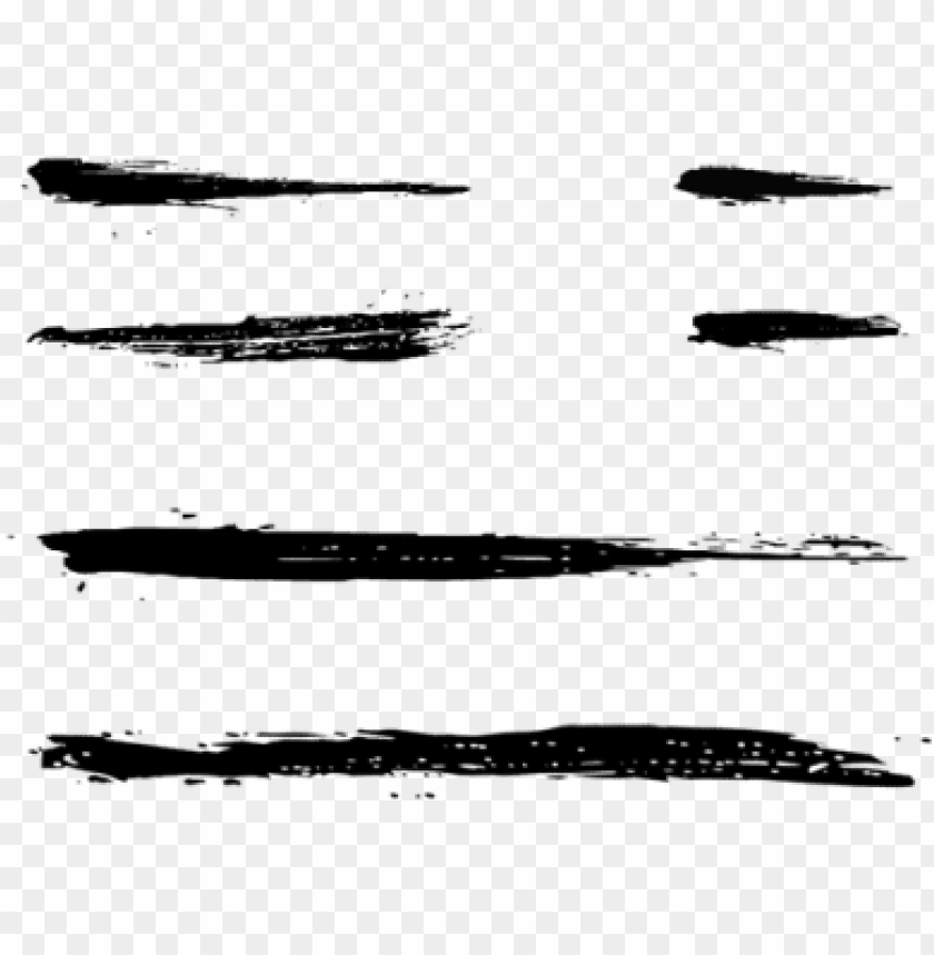free PNG set of brush stroke textures - line brush stroke PNG image with transparent background PNG images transparent