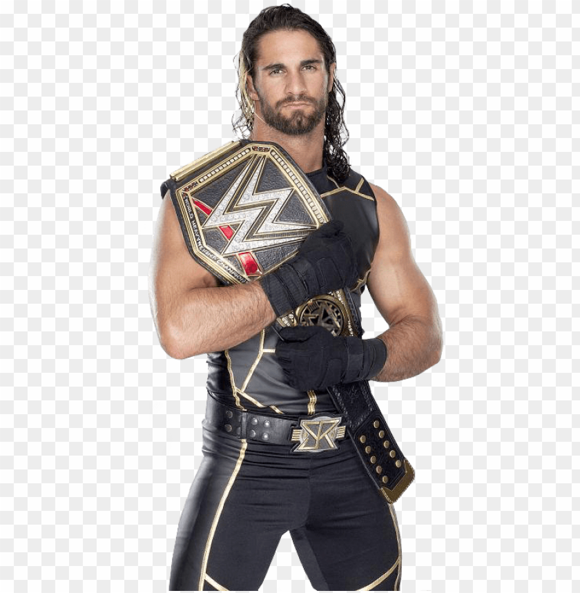 free PNG seth rollins wwe world heavyweight champion by nibble - wwe seth rollins and sasha banks PNG image with transparent background PNG images transparent