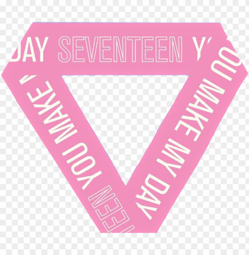 free PNG seventeen 'you make my day' logo • • • seventeen svt - seventeen you make my day logo PNG image with transparent background PNG images transparent