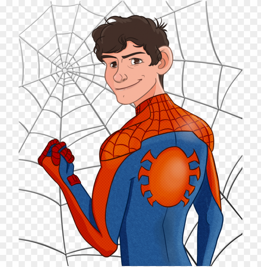 free PNG sevenwebheads on twitter - clip art peter parker PNG image with transparent background PNG images transparent