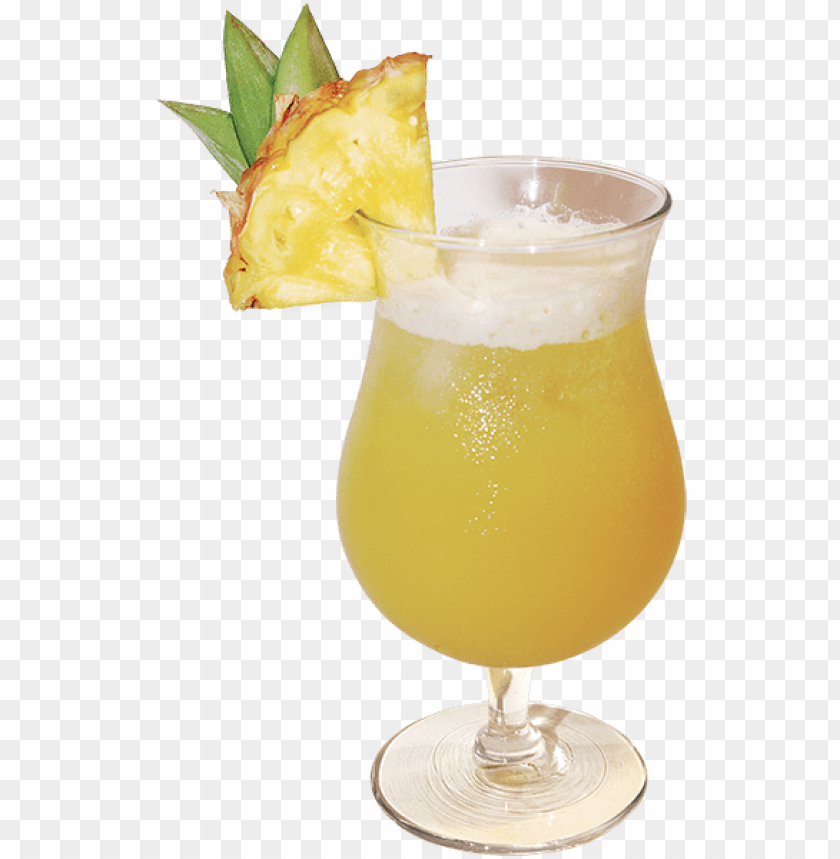 free PNG sex on the beach with vodka, orange juice, pineapple - orange daiquiri cocktail PNG image with transparent background PNG images transparent