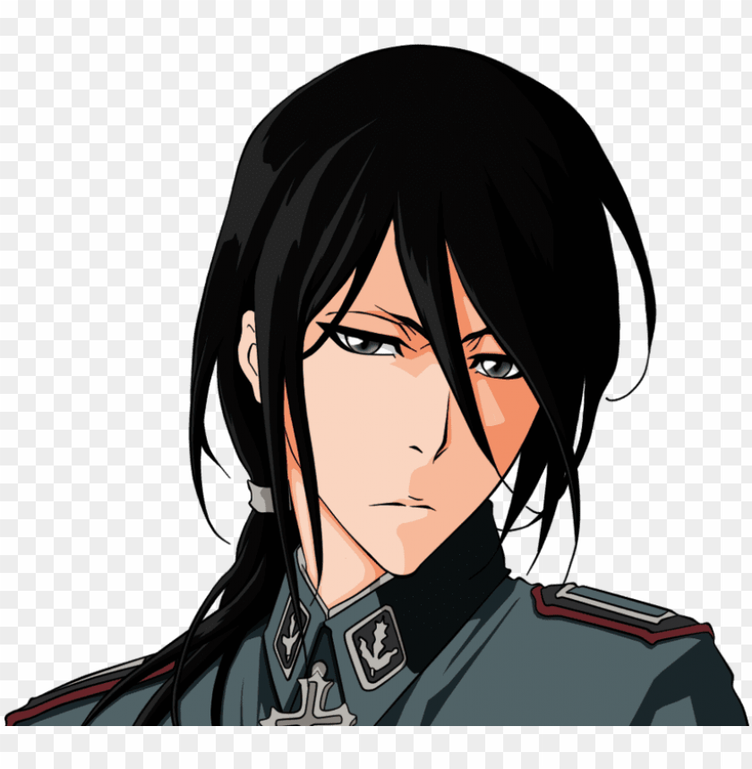 free PNG sexy anime guys or characters images byakuya kuchiki - byakuya kuchiki new look sexy PNG image with transparent background PNG images transparent