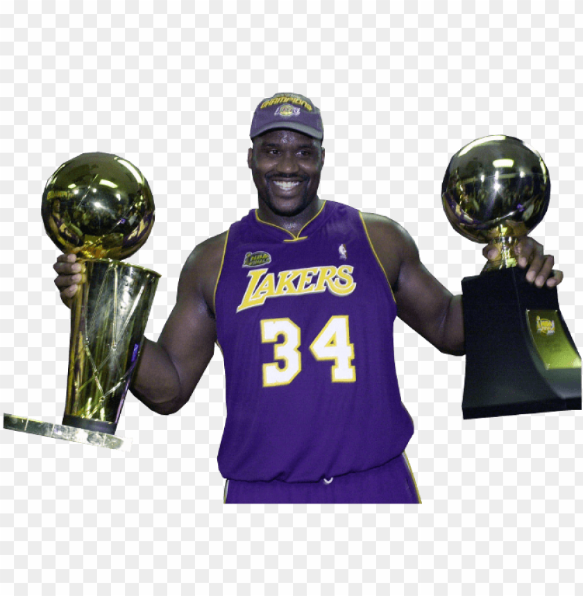 Shaquille Oneal Lakers Shaquille O Neal Lakers Png Image With Transparent Background Toppng