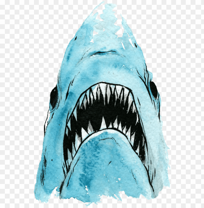 free PNG shark - alex pardee art dick PNG image with transparent background PNG images transparent
