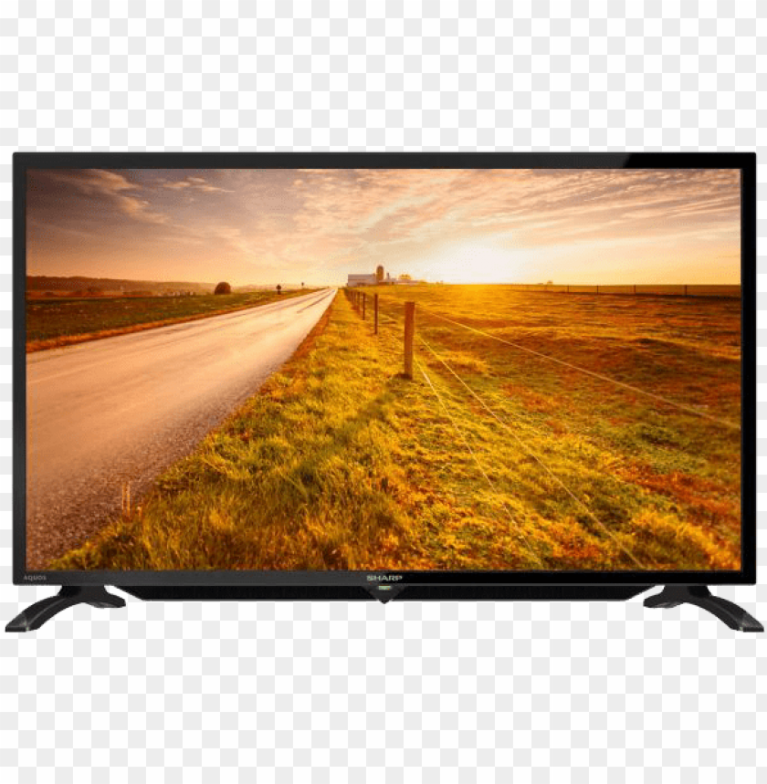 free PNG sharp 32 inch hd led tv - sharp led tv 32 inch price in india PNG image with transparent background PNG images transparent
