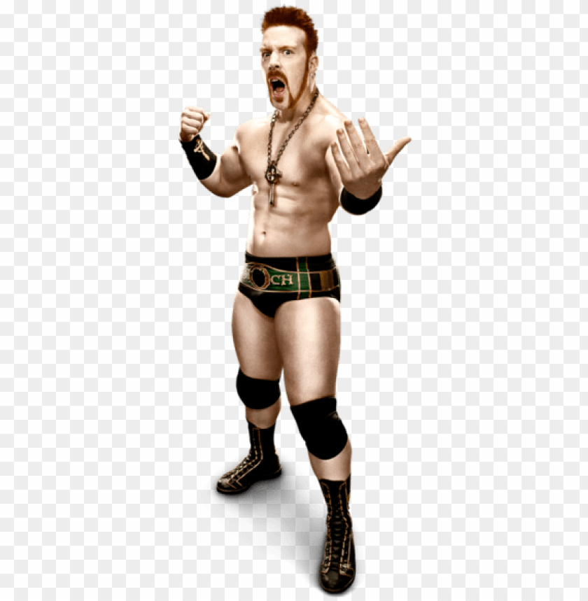 free PNG sheamus - wrestling action figure PNG image with transparent background PNG images transparent