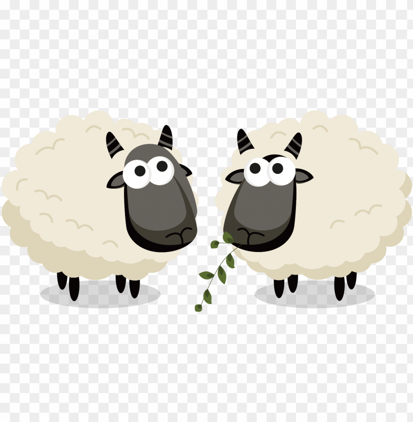 free PNG sheep al adha mubarak fitr hand painted - eid al adha sheep PNG image with transparent background PNG images transparent