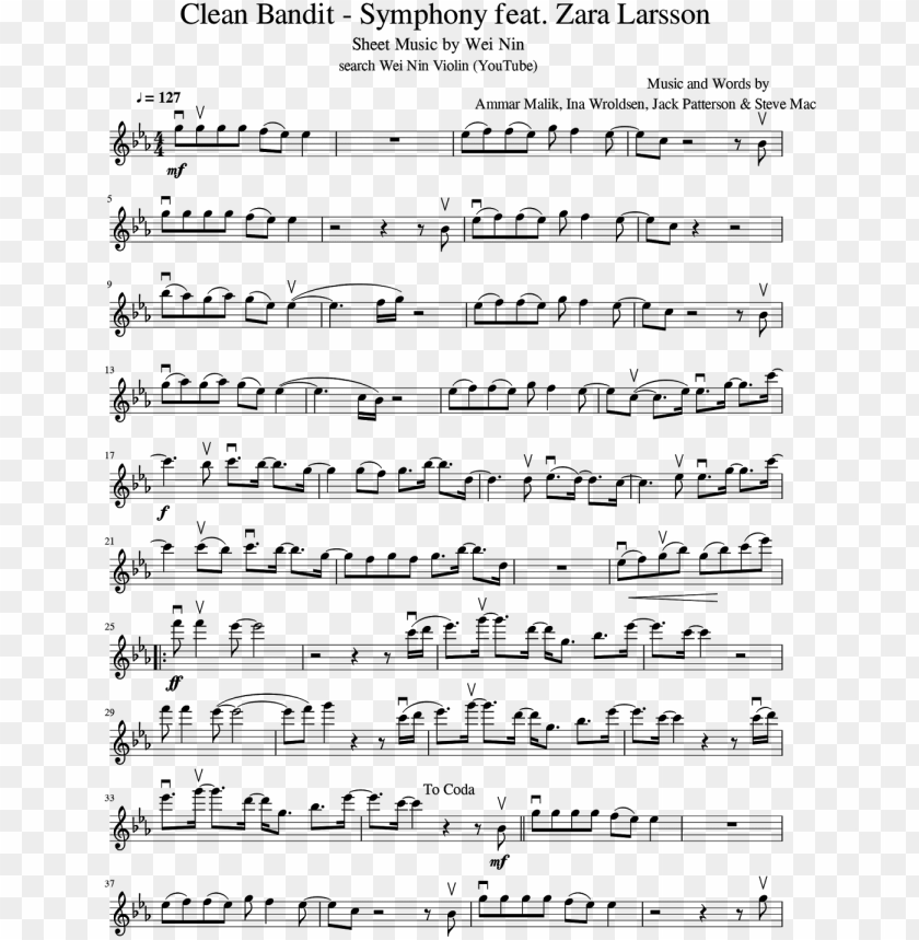 free PNG sheet music for piano symphony clean bandit PNG image with transparent background PNG images transparent