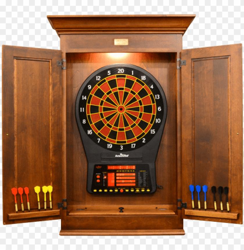 Sheffield Dartboard Cabinet Escalade Sports Cricket Pro 670