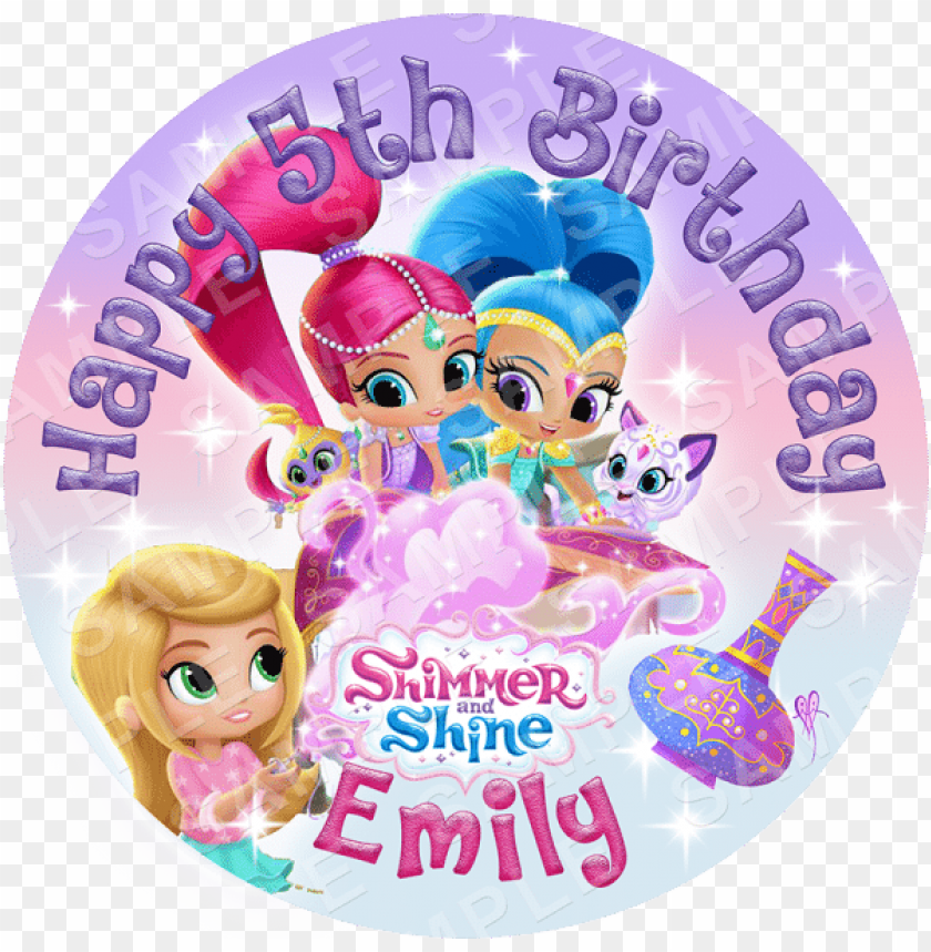 free PNG shimmer and shine - shimmer & shine: friendship divine dvd PNG image with transparent background PNG images transparent