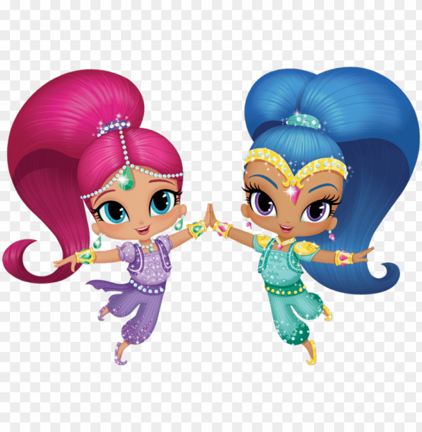 free PNG Download shimmer and shine transparent clipart png photo   PNG images transparent