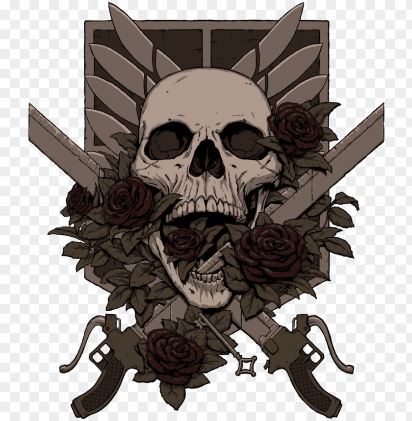 attack on titan tattoos