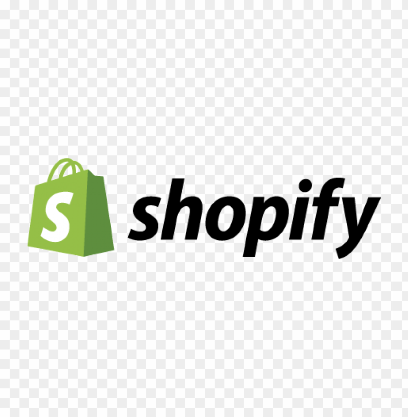 free PNG shopify logo vector PNG images transparent