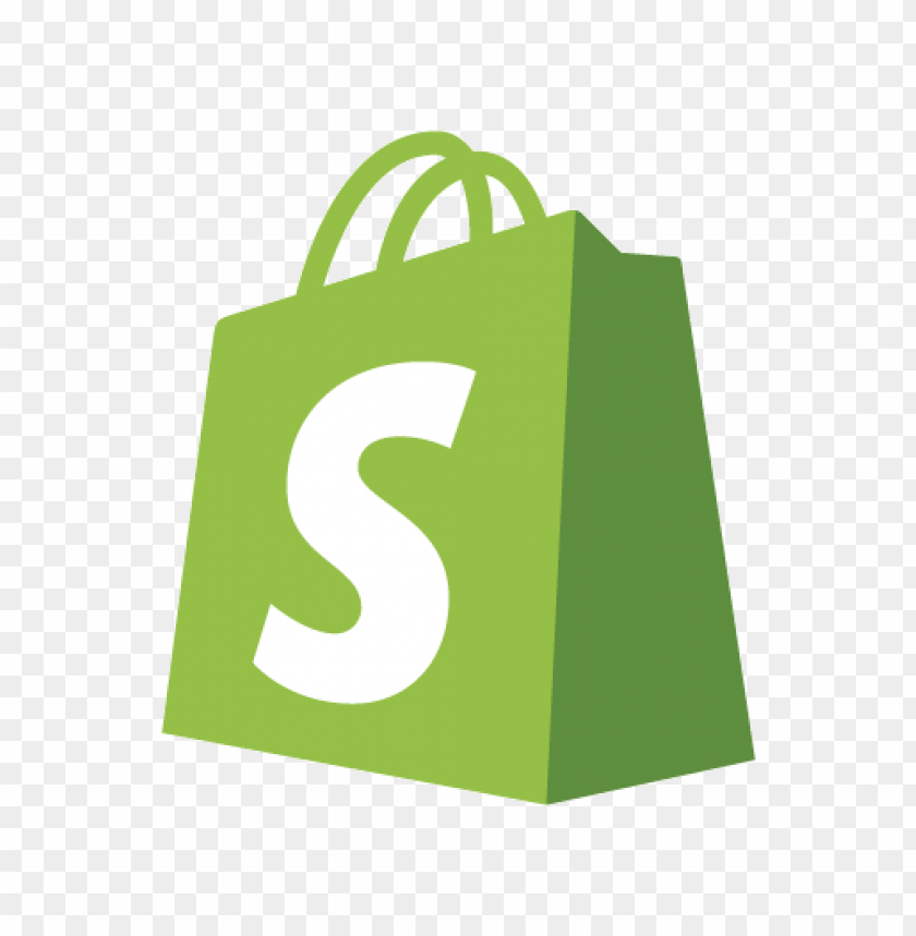 free PNG shopify logomark vector free download PNG images transparent