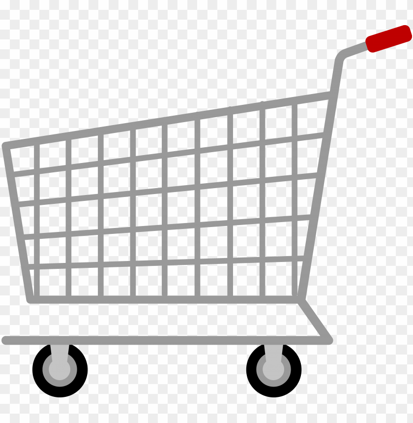 free PNG shopping cart png image - black and white shopping cart PNG image with transparent background PNG images transparent