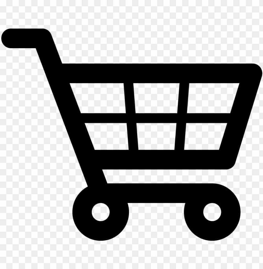 shopping cart png image - shopping cart icon sv PNG image with transparent background@toppng.com