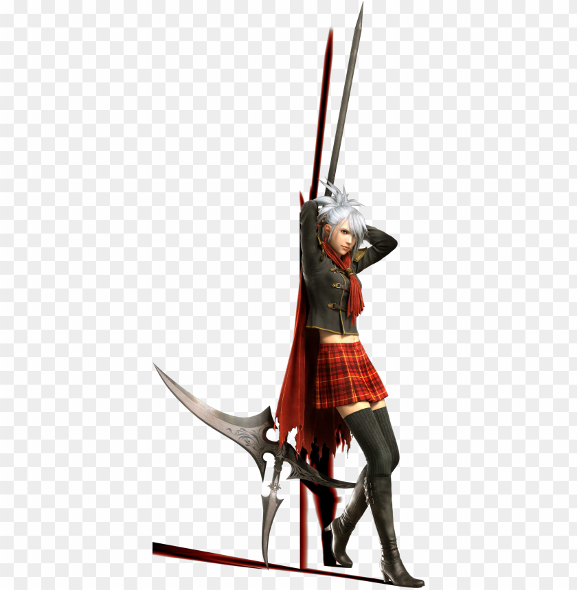 free PNG sice - final fantasy agito sice PNG image with transparent background PNG images transparent