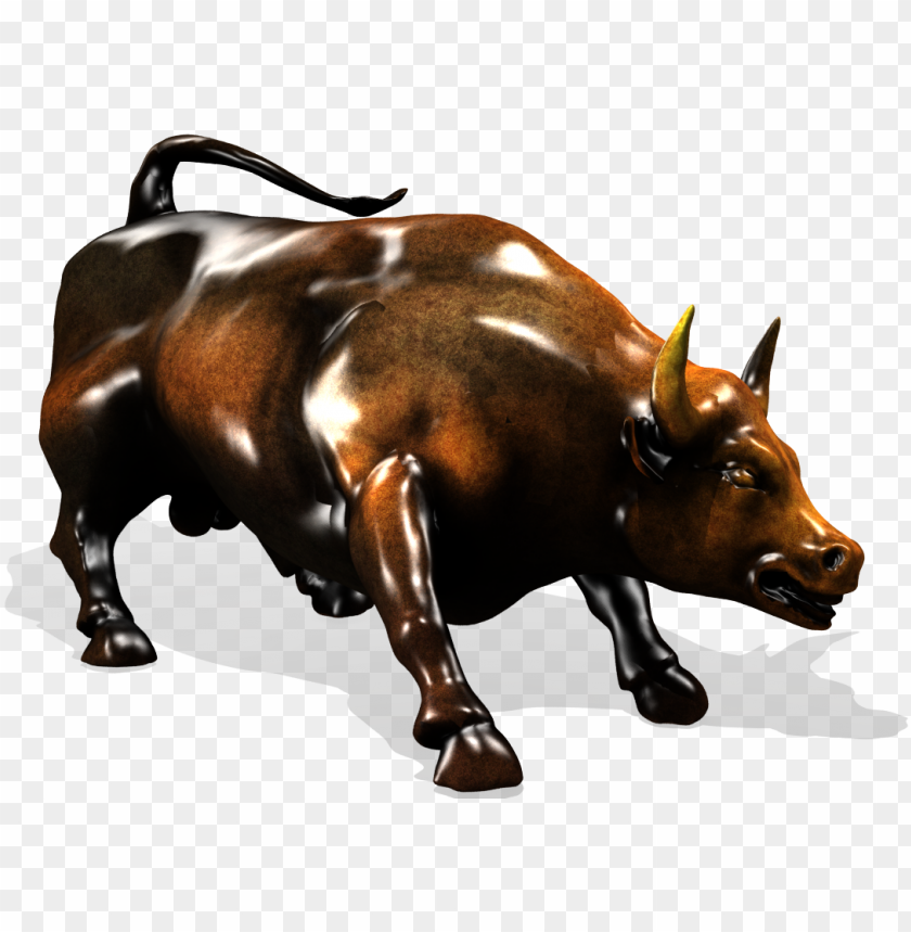 free PNG sig - charging bull PNG image with transparent background PNG images transparent