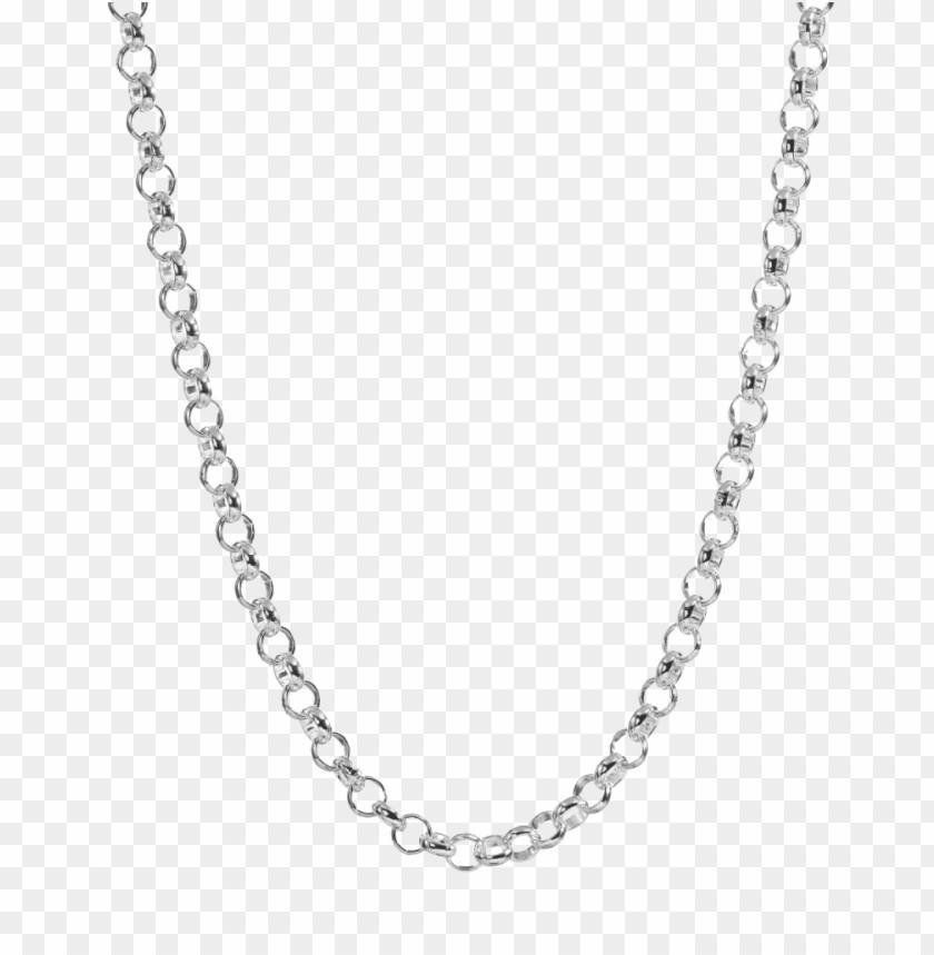 free PNG silver chain download png image - thin silver chain me PNG image with transparent background PNG images transparent