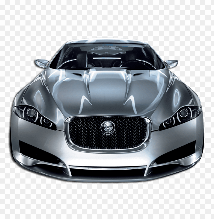 free PNG Download silver jaguar xj cool car clipart png photo   PNG images transparent