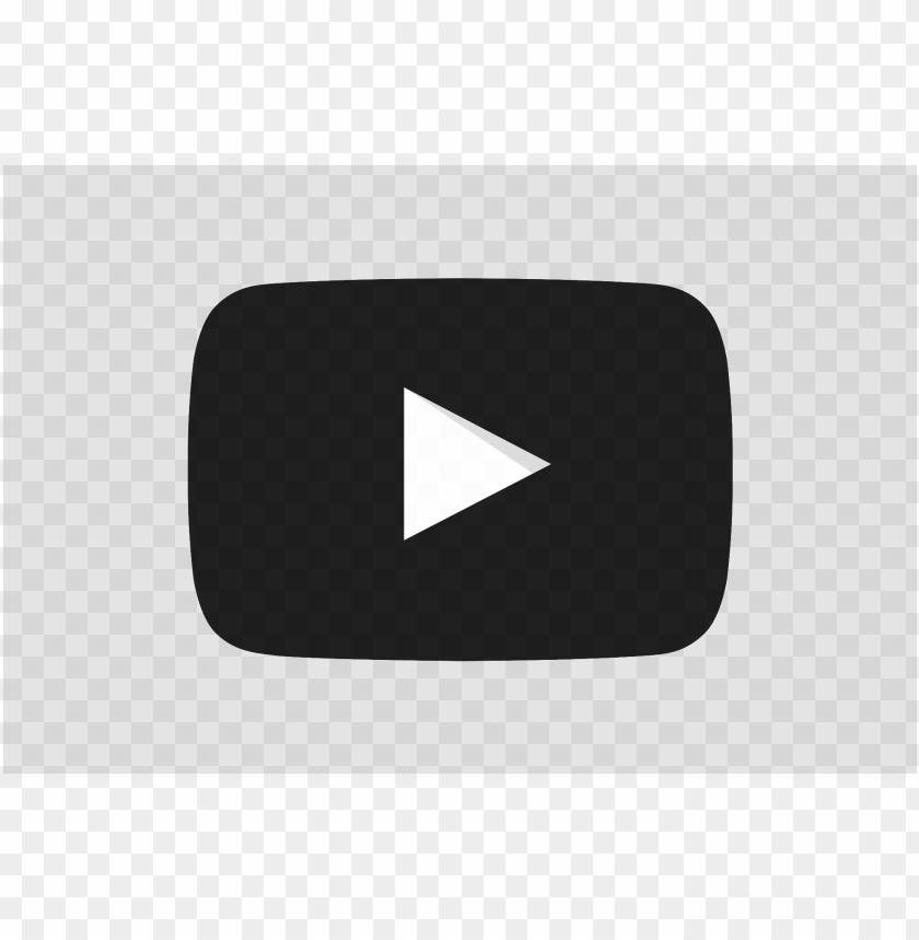 free PNG silver play button png png freeuse download - youtube logo black PNG image with transparent background PNG images transparent