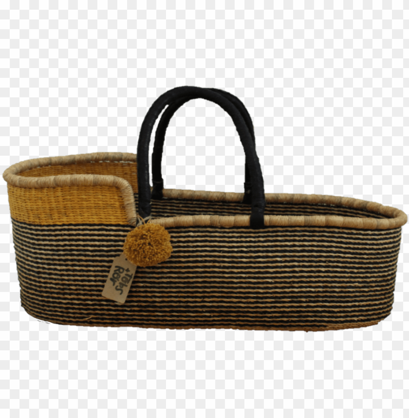 free PNG simba natural moses basket, african handwoven moses - picnic basket PNG image with transparent background PNG images transparent