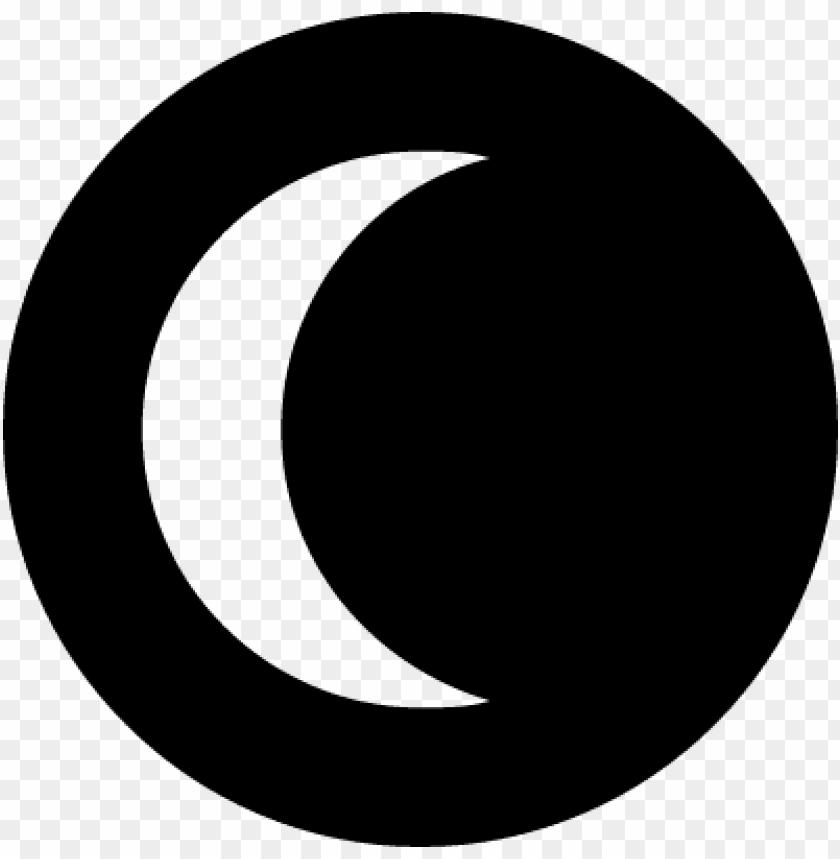 free PNG simbolo de la luna PNG image with transparent background PNG images transparent