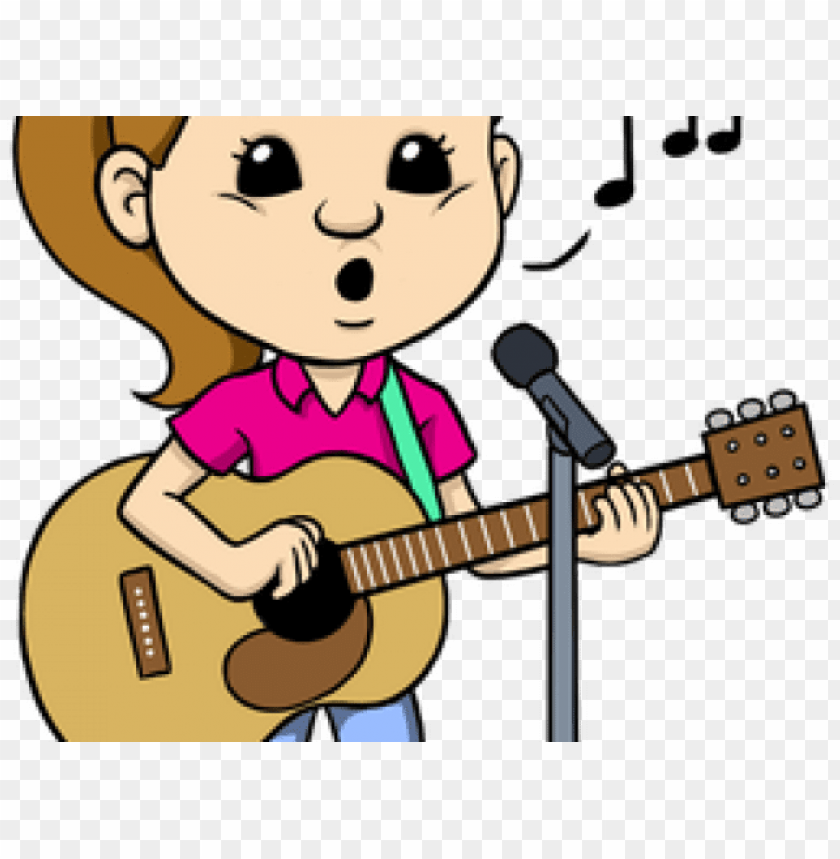 Singing In The Car Clipart Singer Clipart Png Image With Transparent Background Toppng
