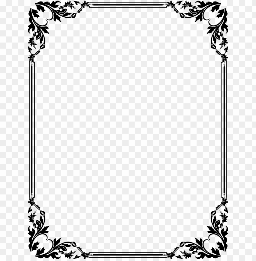 free PNG single line border designs png PNG image with transparent background PNG images transparent