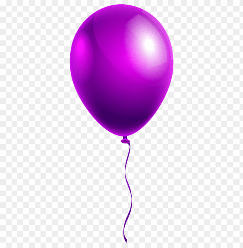 free PNG Download single purple balloon png images background PNG images transparent