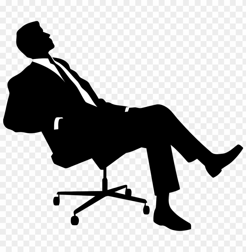 free PNG Download sitting man clipart png photo   PNG images transparent