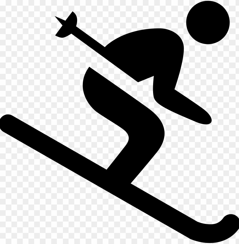 free PNG ski vector - ski icon PNG image with transparent background PNG images transparent