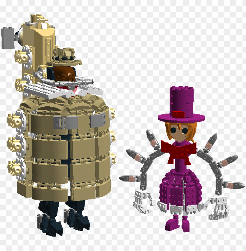 Skullgirls Toy Big Band And Peacock Png Image With