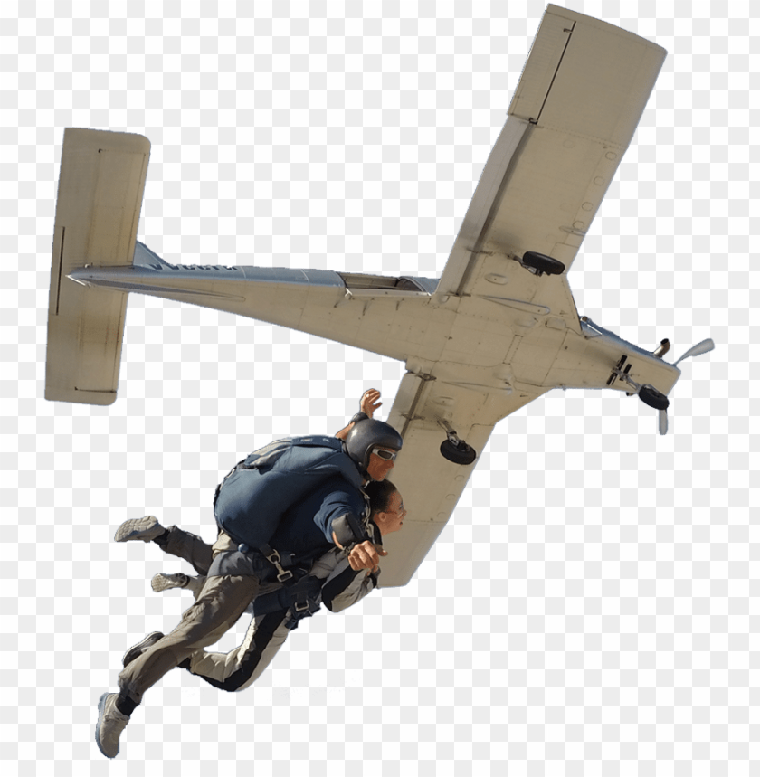 free PNG skydive las vegas, skydiving in vegas - skydiving plane PNG image with transparent background PNG images transparent