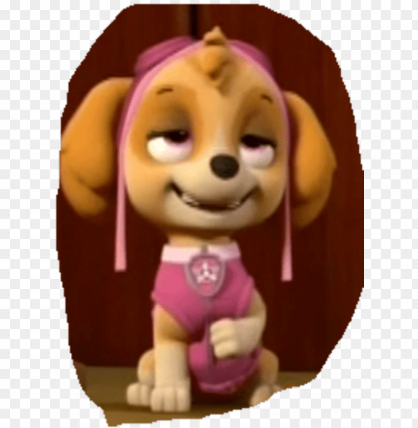 skye vore - paw patrol skye vore PNG image with transparent background@toppng.com