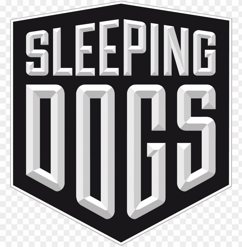 free PNG sleeping dogs logo png - sleeping dogs game logo PNG image with transparent background PNG images transparent