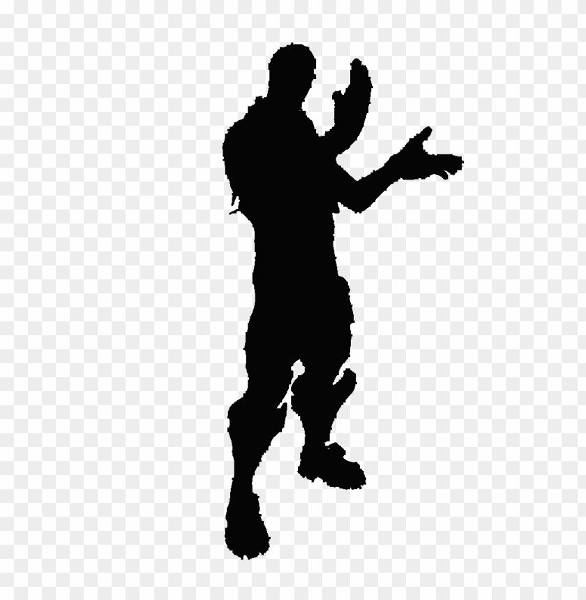 Slow Clap Fortnite Loser Dance Vector Png Image With Transparent Background Toppng