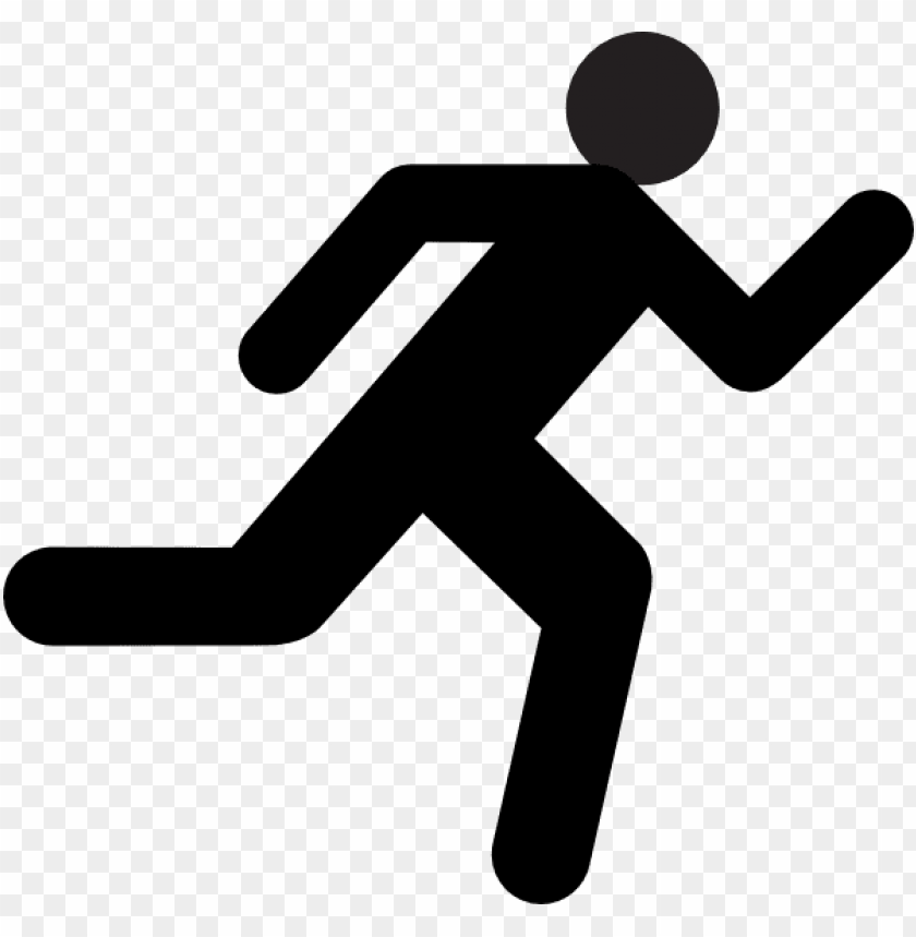 free PNG small medium large running stick figure png - running man clipart PNG image with transparent background PNG images transparent