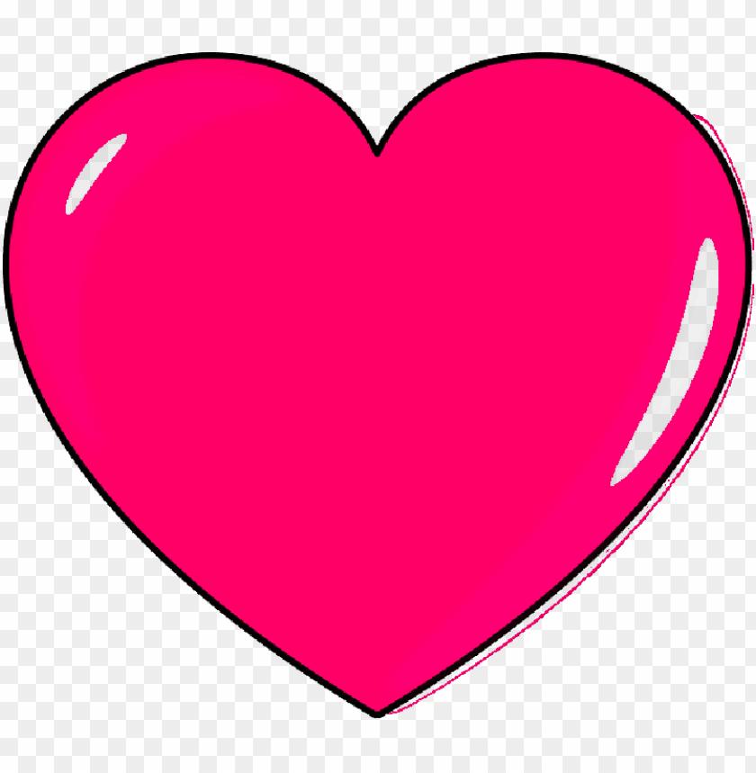 Cartoon Hearts Png Cartoon On Net