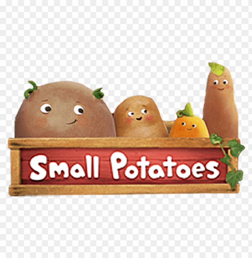 Download small potatoes logo clipart png photo  @toppng.com