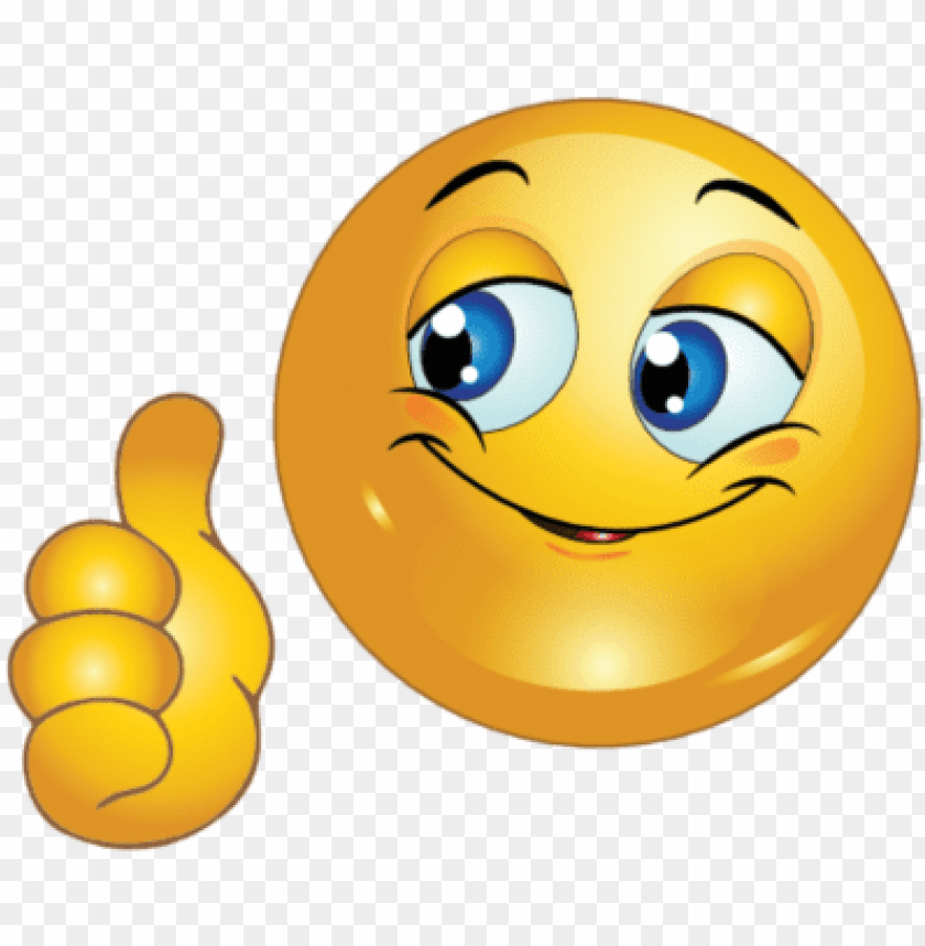free PNG smile face with thumbs up vector - smile images hd PNG image with transparent background PNG images transparent