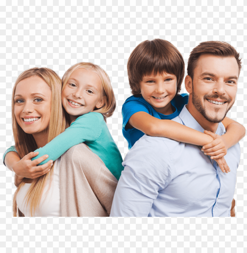 free PNG smiling family - smiling family PNG image with transparent background PNG images transparent