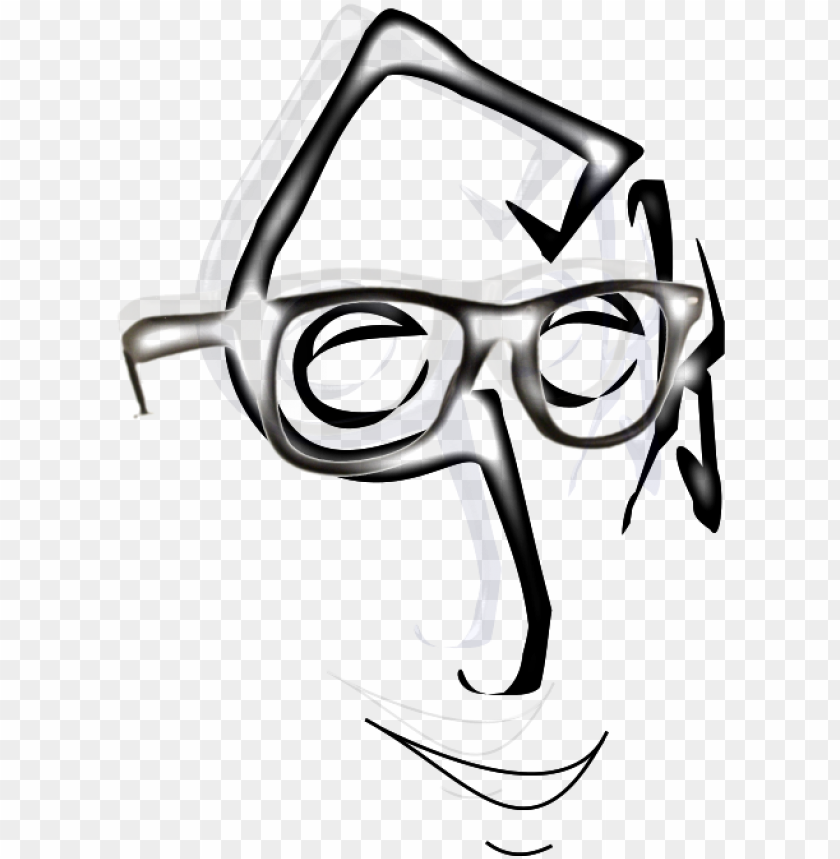 free PNG smiling nerdy face PNG image with transparent background PNG images transparent