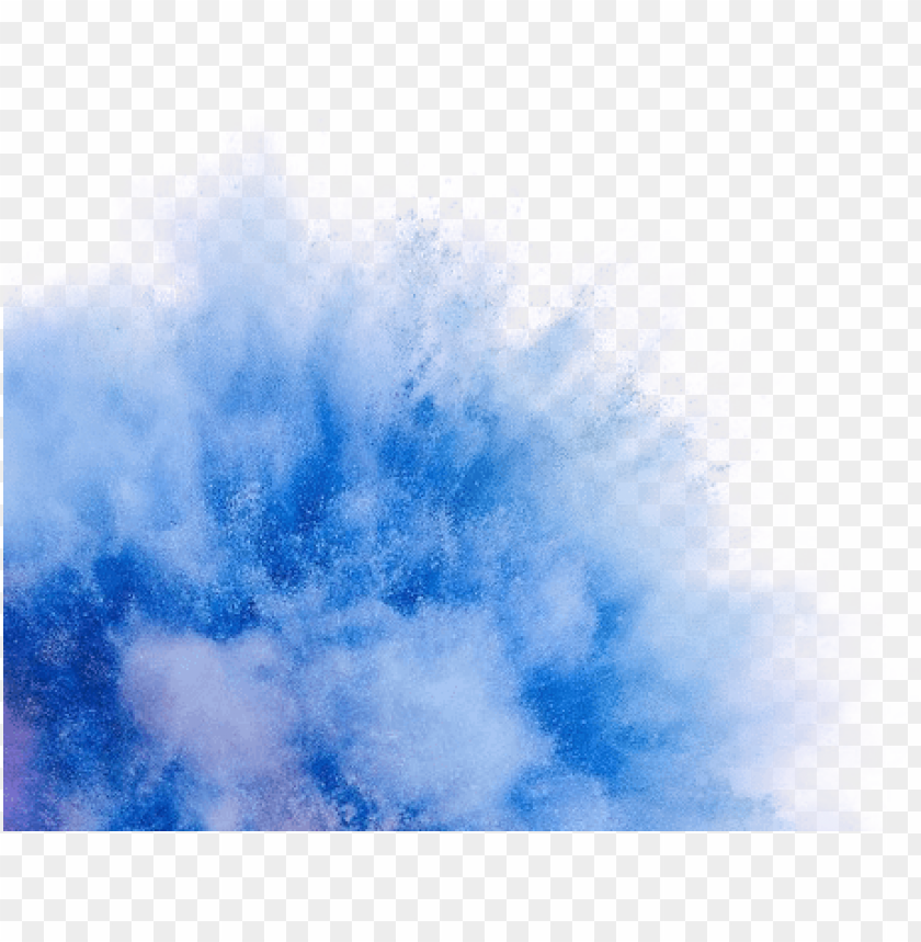 free PNG smoke bomb png - blue smoke PNG image with transparent background PNG images transparent