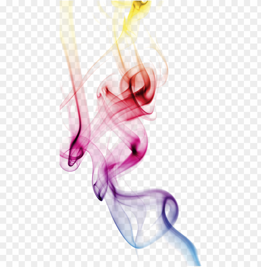 free PNG #smoke #rainbow #effect #ftestickers #stickers #autocollants - colored smoke png transparent PNG image with transparent background PNG images transparent