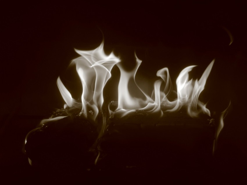 free PNG smoke, shroud, monochrome background PNG images transparent
