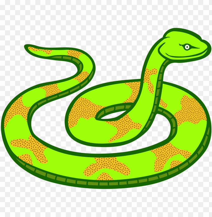 snake clipart bull snake - transparent snake clip art PNG image with transparent background@toppng.com