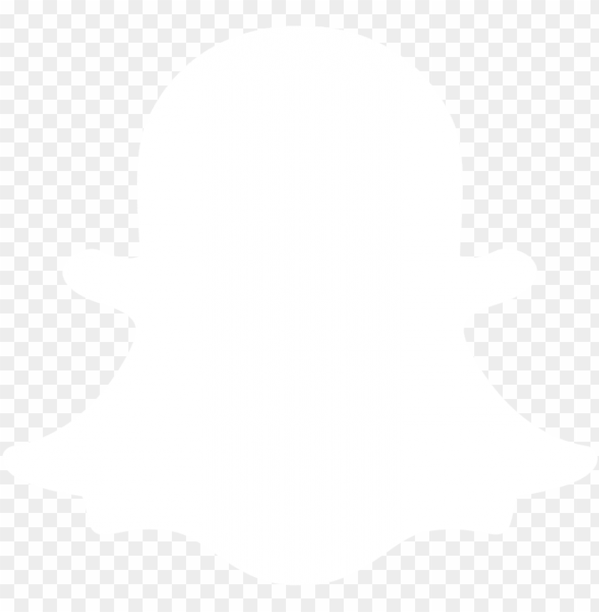 free PNG snapchat - snapchat icon black and white PNG image with transparent background PNG images transparent